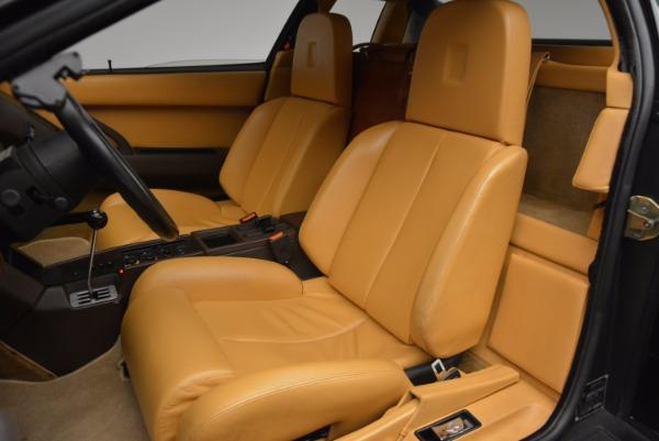 Used 1989 Ferrari Testarossa for sale Sold at Bugatti of Greenwich in Greenwich CT 06830 15