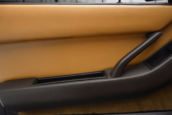 Used 1989 Ferrari Testarossa for sale Sold at Bugatti of Greenwich in Greenwich CT 06830 16