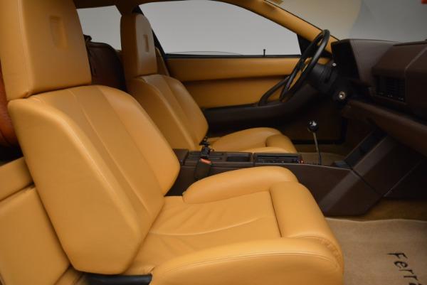 Used 1989 Ferrari Testarossa for sale Sold at Bugatti of Greenwich in Greenwich CT 06830 18