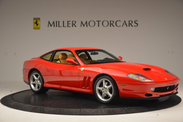 Used 2000 Ferrari 550 Maranello for sale Sold at Bugatti of Greenwich in Greenwich CT 06830 10