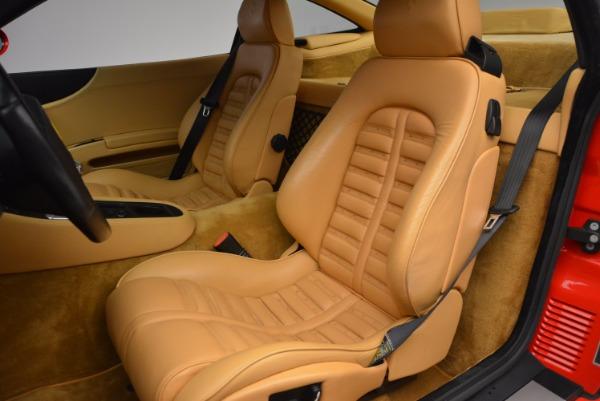 Used 2000 Ferrari 550 Maranello for sale Sold at Bugatti of Greenwich in Greenwich CT 06830 15