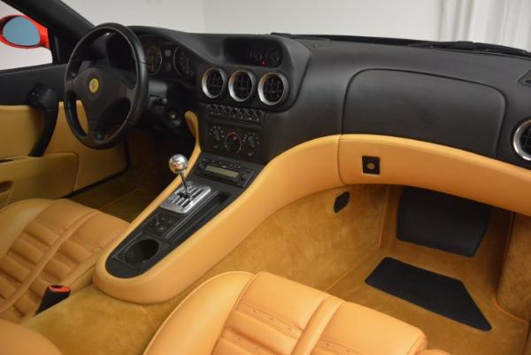 Used 2000 Ferrari 550 Maranello for sale Sold at Bugatti of Greenwich in Greenwich CT 06830 17