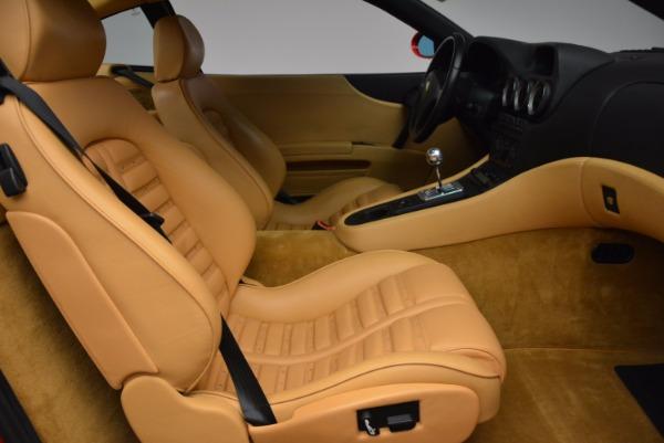 Used 2000 Ferrari 550 Maranello for sale Sold at Bugatti of Greenwich in Greenwich CT 06830 18