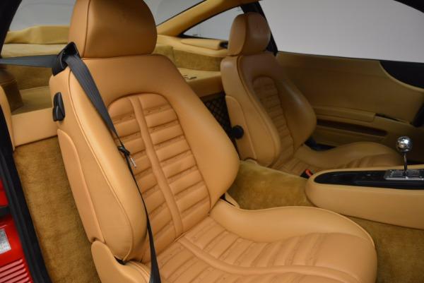 Used 2000 Ferrari 550 Maranello for sale Sold at Bugatti of Greenwich in Greenwich CT 06830 19