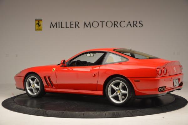 Used 2000 Ferrari 550 Maranello for sale Sold at Bugatti of Greenwich in Greenwich CT 06830 4