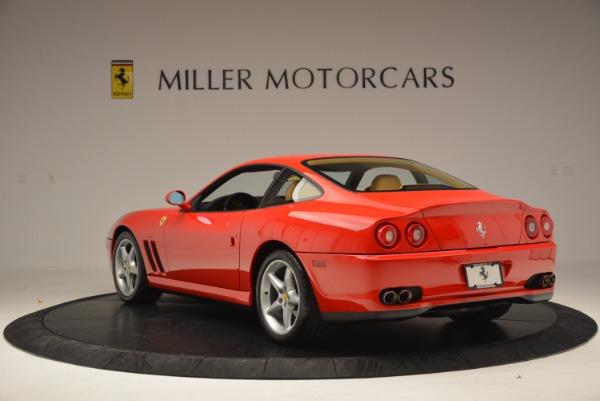 Used 2000 Ferrari 550 Maranello for sale Sold at Bugatti of Greenwich in Greenwich CT 06830 5