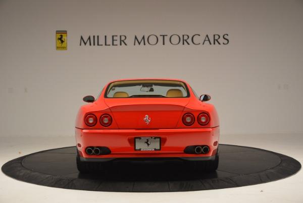 Used 2000 Ferrari 550 Maranello for sale Sold at Bugatti of Greenwich in Greenwich CT 06830 6