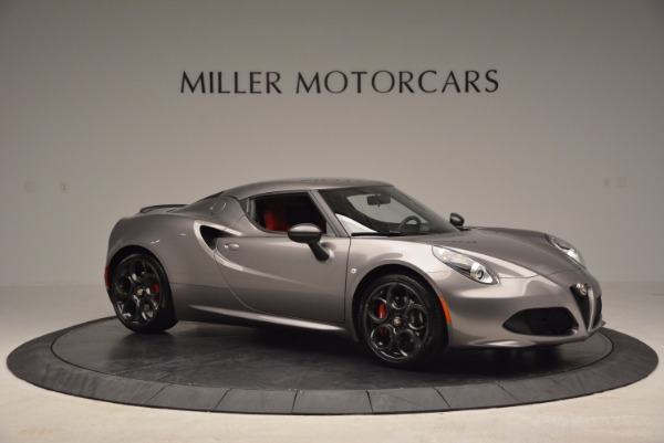 New 2016 Alfa Romeo 4C for sale Sold at Bugatti of Greenwich in Greenwich CT 06830 10