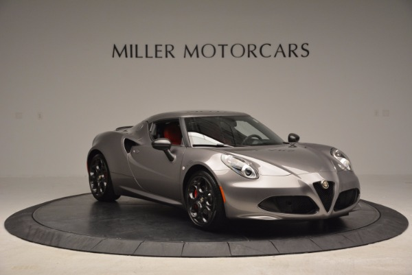 New 2016 Alfa Romeo 4C for sale Sold at Bugatti of Greenwich in Greenwich CT 06830 11
