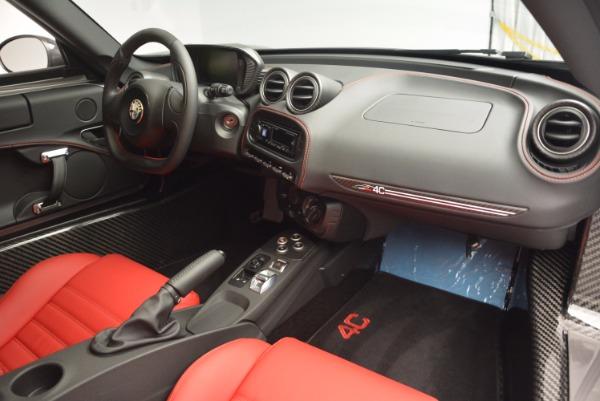New 2016 Alfa Romeo 4C for sale Sold at Bugatti of Greenwich in Greenwich CT 06830 17