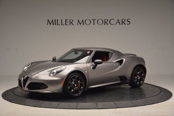New 2016 Alfa Romeo 4C for sale Sold at Bugatti of Greenwich in Greenwich CT 06830 2