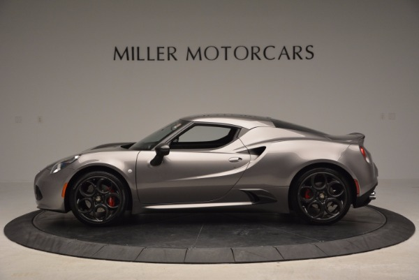 New 2016 Alfa Romeo 4C for sale Sold at Bugatti of Greenwich in Greenwich CT 06830 3