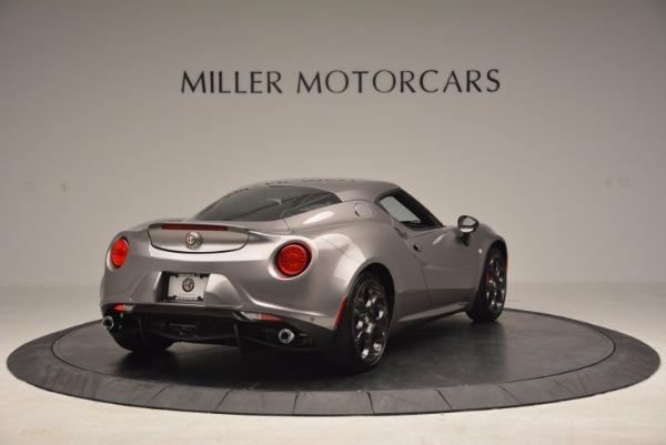 New 2016 Alfa Romeo 4C for sale Sold at Bugatti of Greenwich in Greenwich CT 06830 7