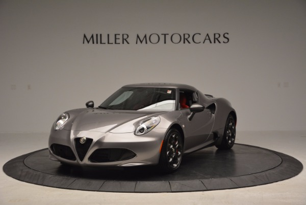 New 2016 Alfa Romeo 4C for sale Sold at Bugatti of Greenwich in Greenwich CT 06830 1
