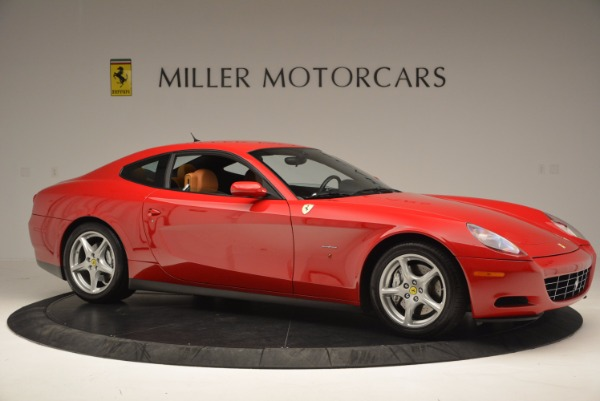 Used 2005 Ferrari 612 Scaglietti for sale Sold at Bugatti of Greenwich in Greenwich CT 06830 10