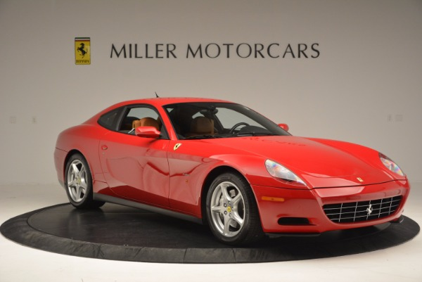 Used 2005 Ferrari 612 Scaglietti for sale Sold at Bugatti of Greenwich in Greenwich CT 06830 11