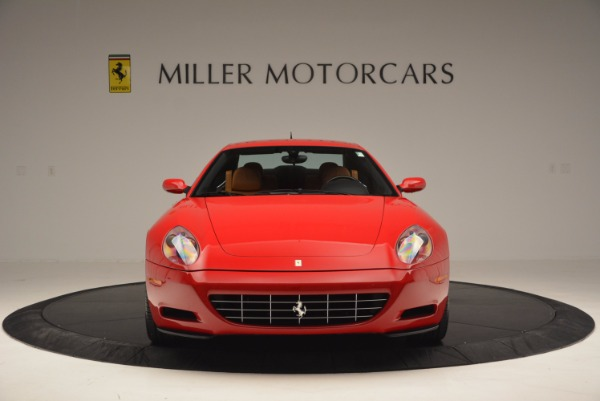 Used 2005 Ferrari 612 Scaglietti for sale Sold at Bugatti of Greenwich in Greenwich CT 06830 12