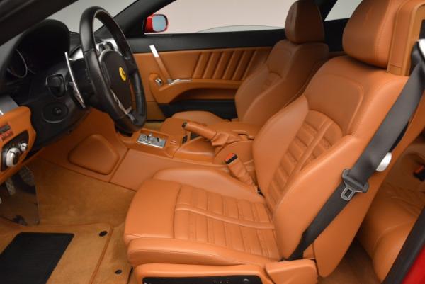 Used 2005 Ferrari 612 Scaglietti for sale Sold at Bugatti of Greenwich in Greenwich CT 06830 14
