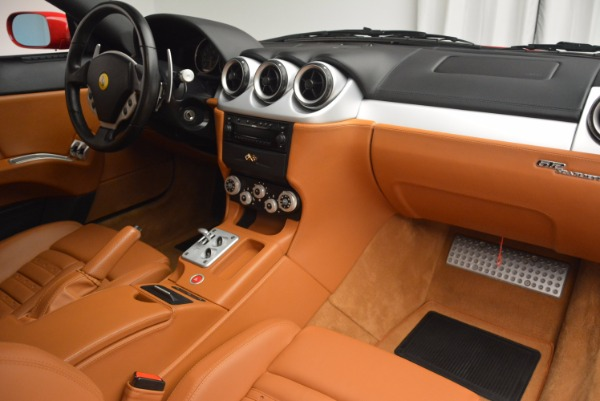 Used 2005 Ferrari 612 Scaglietti for sale Sold at Bugatti of Greenwich in Greenwich CT 06830 18