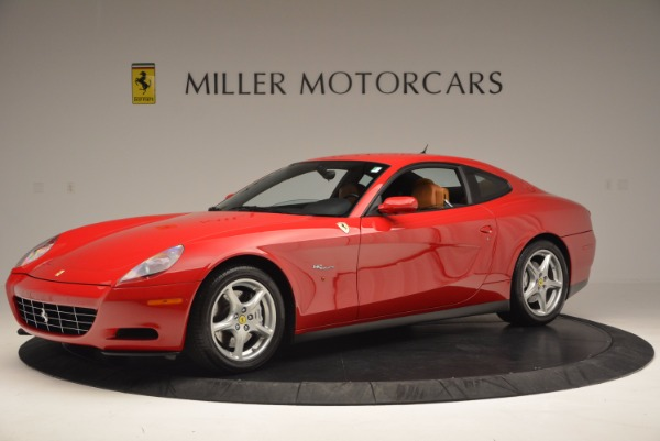 Used 2005 Ferrari 612 Scaglietti for sale Sold at Bugatti of Greenwich in Greenwich CT 06830 2