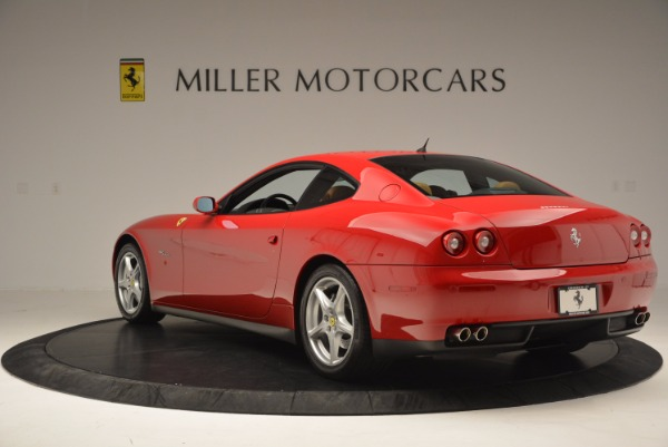 Used 2005 Ferrari 612 Scaglietti for sale Sold at Bugatti of Greenwich in Greenwich CT 06830 5