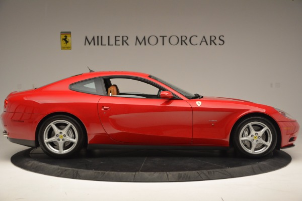 Used 2005 Ferrari 612 Scaglietti for sale Sold at Bugatti of Greenwich in Greenwich CT 06830 9