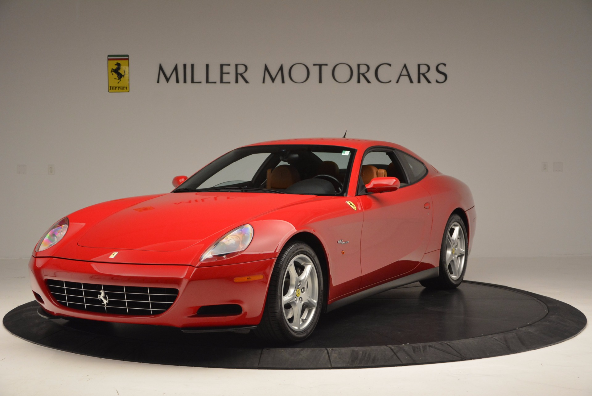 Used 2005 Ferrari 612 Scaglietti for sale Sold at Bugatti of Greenwich in Greenwich CT 06830 1