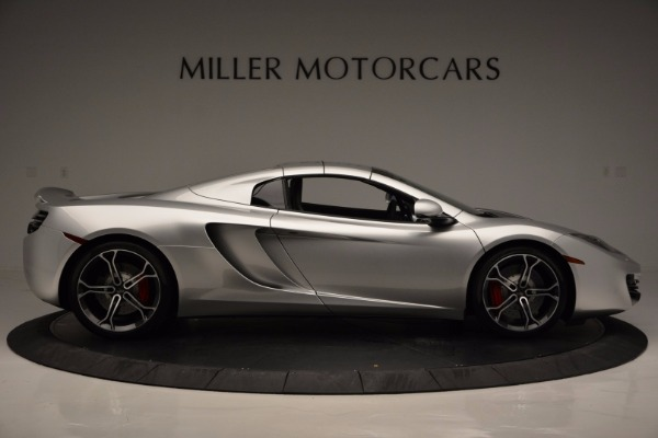 Used 2014 McLaren MP4-12C Spider for sale Sold at Bugatti of Greenwich in Greenwich CT 06830 20