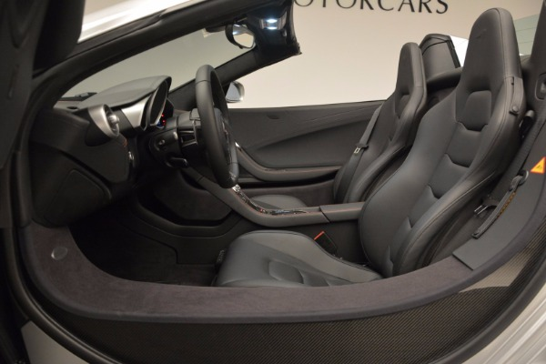 Used 2014 McLaren MP4-12C Spider for sale Sold at Bugatti of Greenwich in Greenwich CT 06830 23