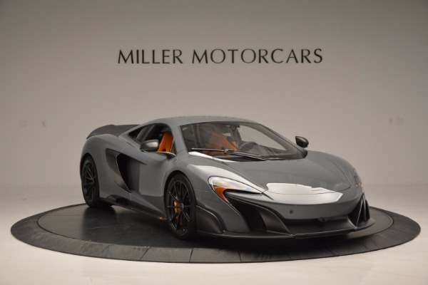 Used 2016 McLaren 675LT for sale Sold at Bugatti of Greenwich in Greenwich CT 06830 11
