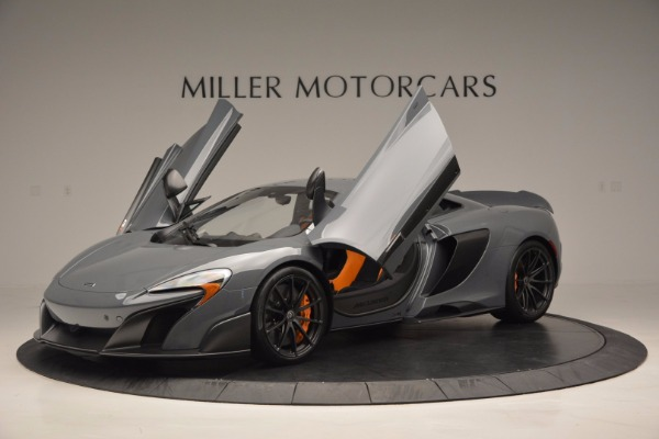 Used 2016 McLaren 675LT for sale Sold at Bugatti of Greenwich in Greenwich CT 06830 14
