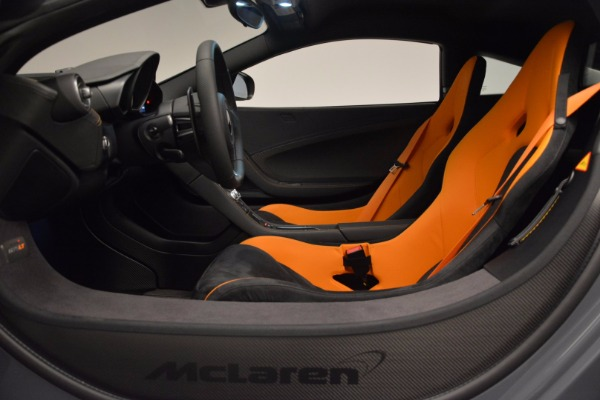 Used 2016 McLaren 675LT for sale Sold at Bugatti of Greenwich in Greenwich CT 06830 17