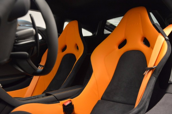 Used 2016 McLaren 675LT for sale Sold at Bugatti of Greenwich in Greenwich CT 06830 18