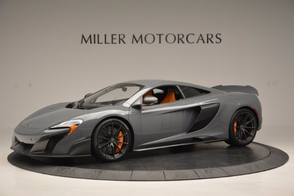 Used 2016 McLaren 675LT for sale Sold at Bugatti of Greenwich in Greenwich CT 06830 2