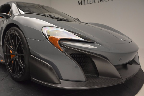 Used 2016 McLaren 675LT for sale Sold at Bugatti of Greenwich in Greenwich CT 06830 22