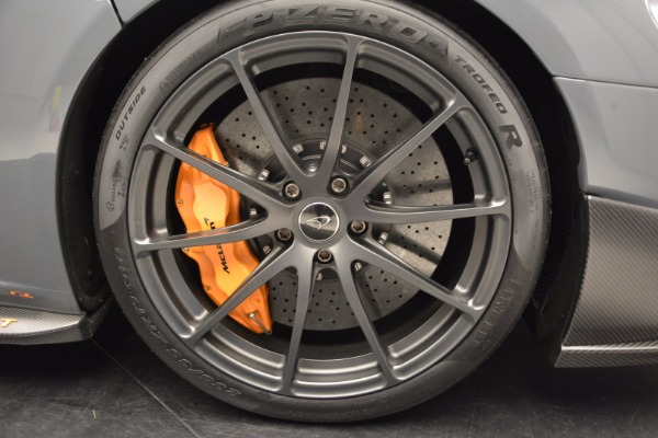 Used 2016 McLaren 675LT for sale Sold at Bugatti of Greenwich in Greenwich CT 06830 23