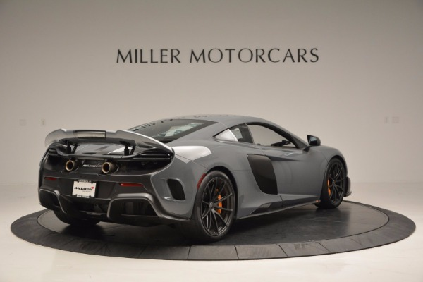 Used 2016 McLaren 675LT for sale Sold at Bugatti of Greenwich in Greenwich CT 06830 7