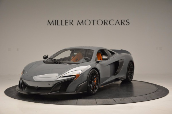 Used 2016 McLaren 675LT for sale Sold at Bugatti of Greenwich in Greenwich CT 06830 1