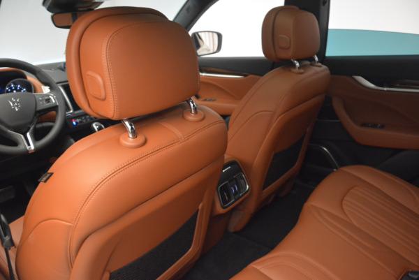New 2017 Maserati Levante S for sale Sold at Bugatti of Greenwich in Greenwich CT 06830 16
