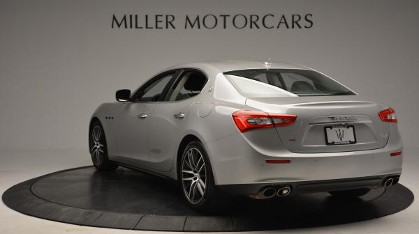 New 2016 Maserati Ghibli S Q4 for sale Sold at Bugatti of Greenwich in Greenwich CT 06830 5