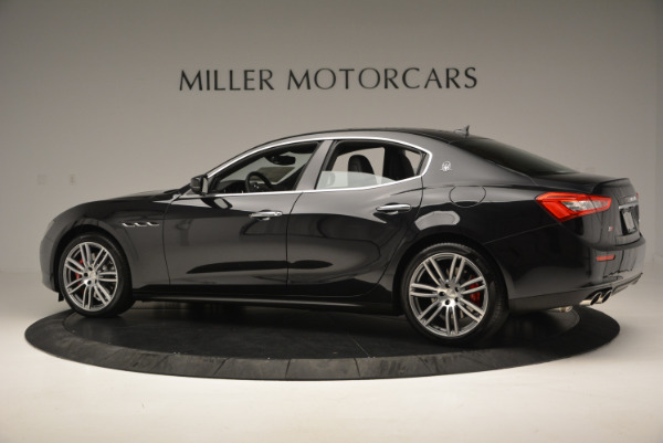 New 2017 Maserati Ghibli S Q4 for sale Sold at Bugatti of Greenwich in Greenwich CT 06830 4