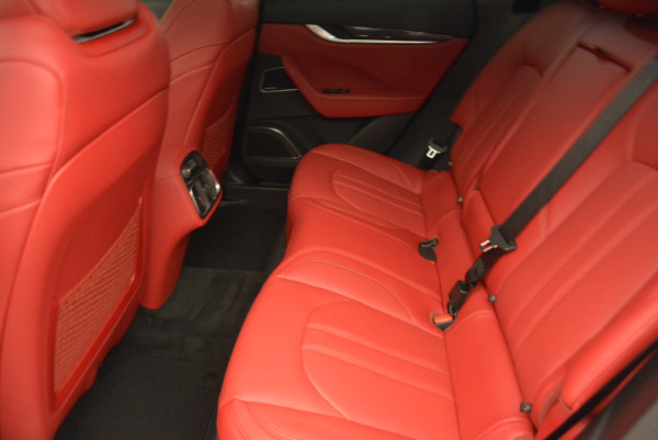 Used 2017 Maserati Levante Ex Service Loaner for sale Sold at Bugatti of Greenwich in Greenwich CT 06830 19