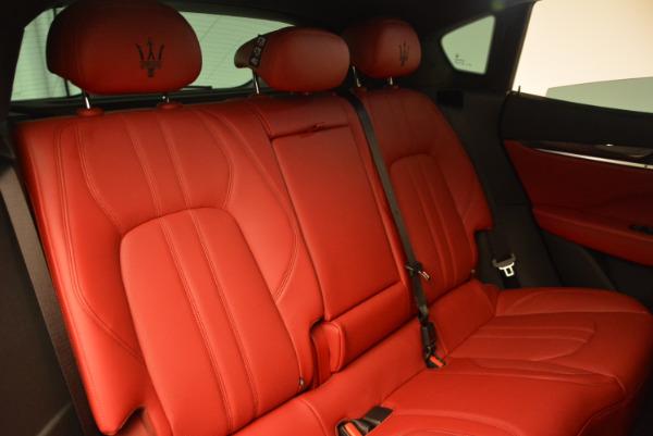 Used 2017 Maserati Levante Ex Service Loaner for sale Sold at Bugatti of Greenwich in Greenwich CT 06830 26