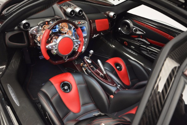 Used 2014 Pagani Huyara for sale Sold at Bugatti of Greenwich in Greenwich CT 06830 10