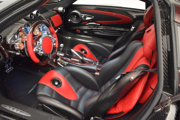 Used 2014 Pagani Huyara for sale Sold at Bugatti of Greenwich in Greenwich CT 06830 11