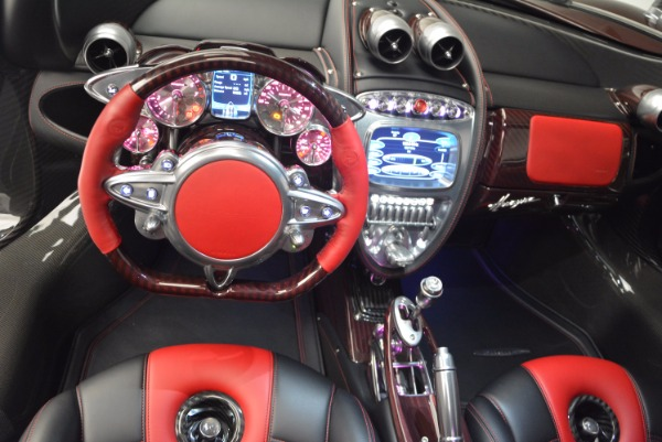 Used 2014 Pagani Huyara for sale Sold at Bugatti of Greenwich in Greenwich CT 06830 12