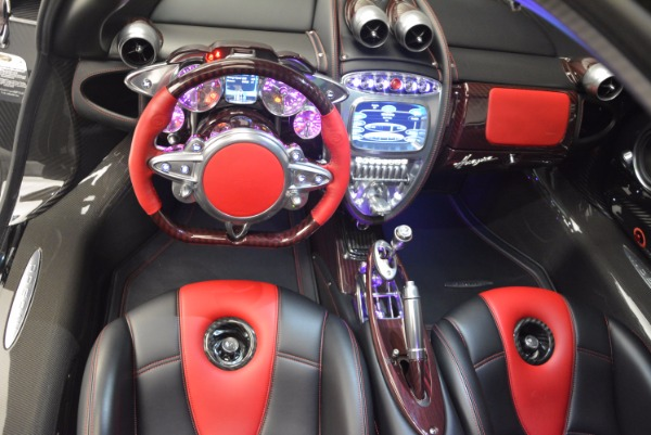 Used 2014 Pagani Huyara for sale Sold at Bugatti of Greenwich in Greenwich CT 06830 13