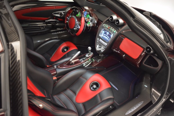 Used 2014 Pagani Huyara for sale Sold at Bugatti of Greenwich in Greenwich CT 06830 14