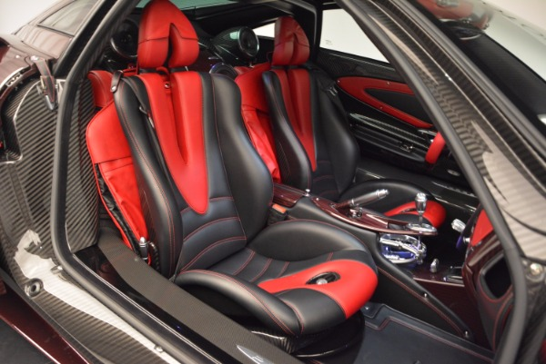 Used 2014 Pagani Huyara for sale Sold at Bugatti of Greenwich in Greenwich CT 06830 15