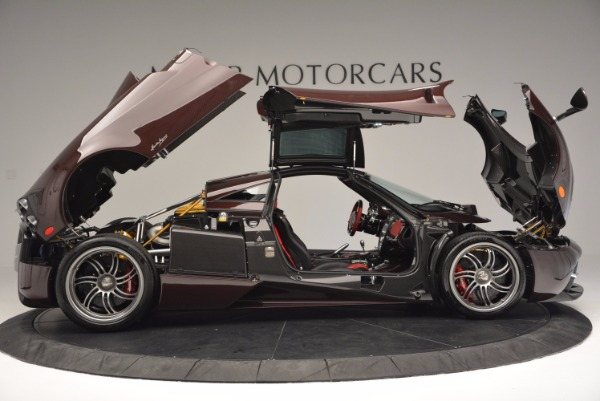 Used 2014 Pagani Huyara for sale Sold at Bugatti of Greenwich in Greenwich CT 06830 17